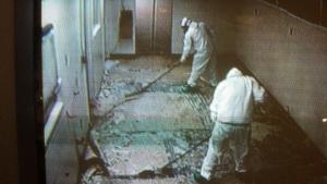 asbestos cleaning